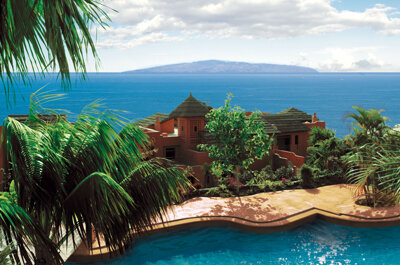 Abama Golf & Spa Resort: trouwen op Tenerife!