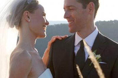 Todos los detalles de la boda de Kate Bosworth y Michael Polish