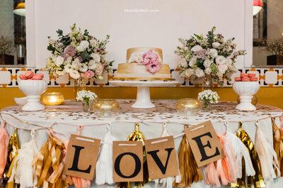 Casamento no Rio de Janeiro: os 10 melhores restaurantes para mini wedding
