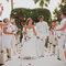"""Eine Hochzeit mit Dresscode """"weiß"""" – Foto: Pedro Bellido"""
