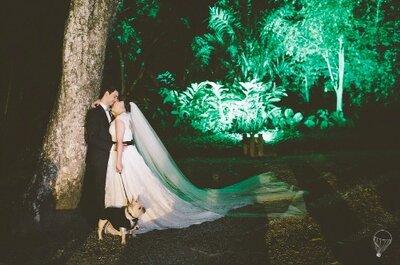 Casamento no Meio do Mato: decoração vintage, ao ar livre e com estilo