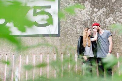 Kölner Boho-Hochzeit im medialen Zeitalter: Der hippe Weg zum Traualtar im Youtube-Videotagebuch