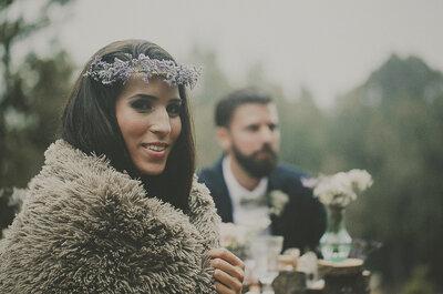 7 acessórios para madrinhas e convidadas não passarem frio no casamento