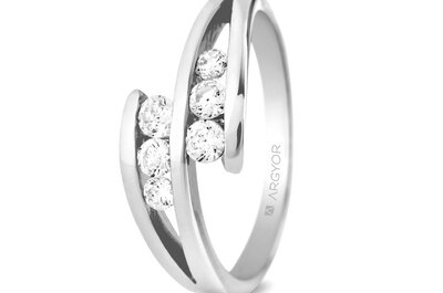 Argyor, joyas y alianzas para bodas con mucho estilo