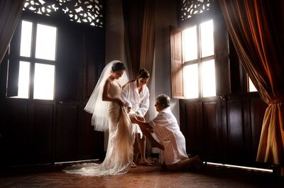 Bodas reales: matrimonio de Margara + Jason en Cartagena de Indias