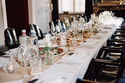 Hapjes die iedere gast wilt proberen op jouw bruiloft!