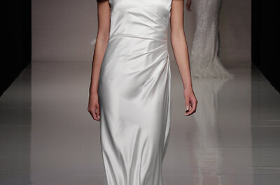 Variety and Class from the Anoushka G 2013 Bridal Collection