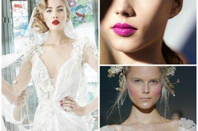 Make up und Brautfrisur – diese passen perfekt zusammen!