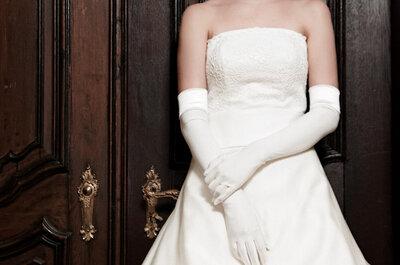 Die schönsten Brautkleider von Küss die Braut aus der Kollektion 2013