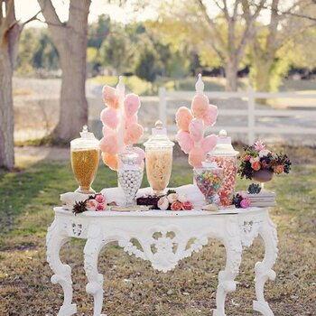 Wedding Trends: the Candybar