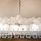 Decoración en color blanco para boda - Foto What Shanni Saw