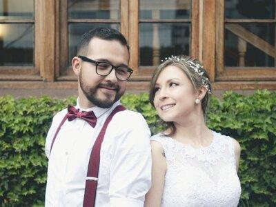 La boda de Kel y Gato: ¡Un follow para toda la vida!