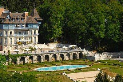les plus beaux chteaux pour votre mariage en rhne alpes - Chateau De Pizay Mariage