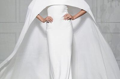 Vestidos de novia 2016: TODAS las tendencias must para tu boda