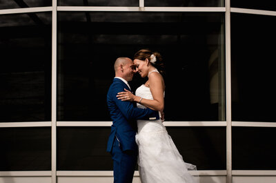 De real wedding van Tim en Jill: indrukwekkend en liefdevol!