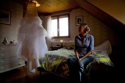 Ideas que puedes vivir con tu vestido de novia después de la boda