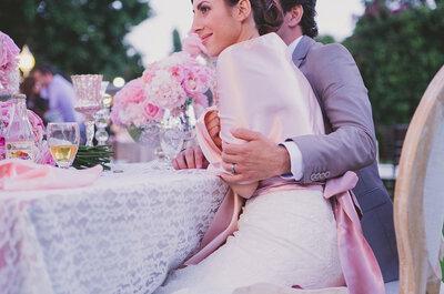 Decoración de boda vintage: sus colores y detalles
