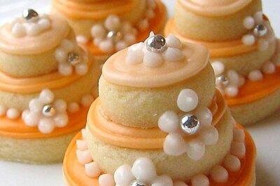 Inspirações na cor laranja para casamento