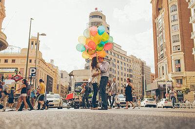 Turismo preboda. 9 Postales de los novios en lugares emblemáticos