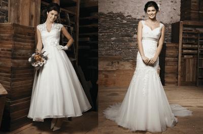 Vestidos de novia Sincerity 2013