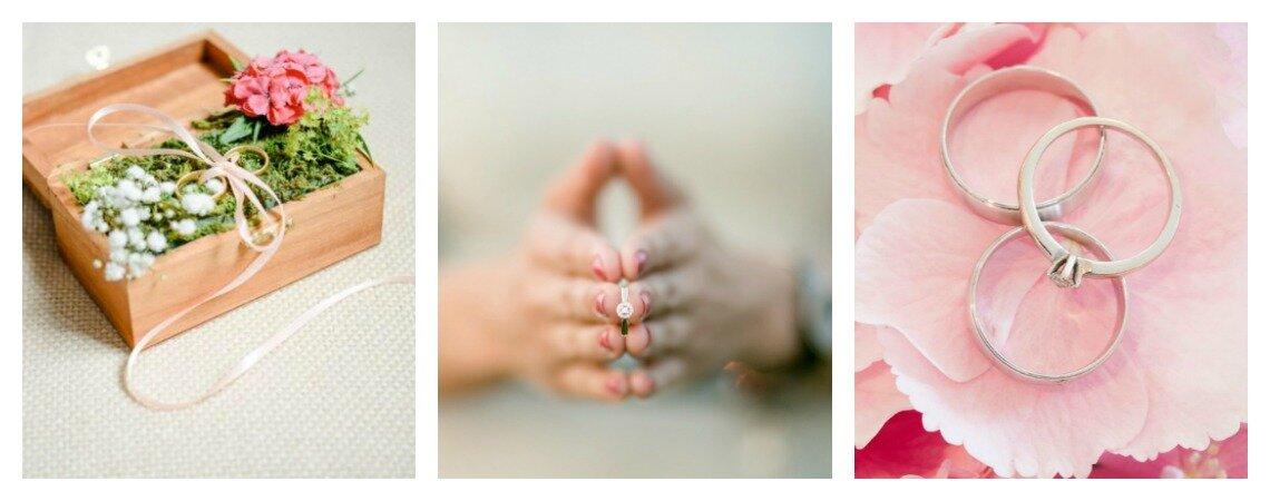 Trauringe für einfallsreiche Brautpaare – 8 originelle Ideen, die noch keiner kennt