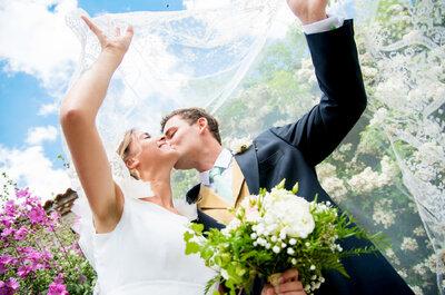 Marion & Thomas : un mariage à la maison dans l'Ouest de la France