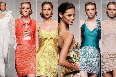 Die 10 herausragenden Trends der Brautmode 2013 – tolle Aussichten für die Hochzeit