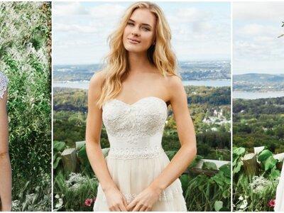Suknie ślubne Lillian West 2017: niepowtarzalny styl dla Panien Młodych!