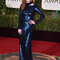 Julianne Moore com vestido de Tom Ford.