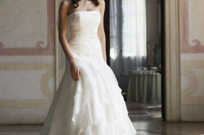 Robes de mariée chics et abordables: bons plans et adresses utiles