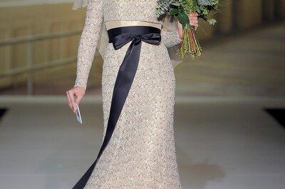 Los vestidos de novia 2014 de Jesús Peiró ¡son un sueño hecho realidad!