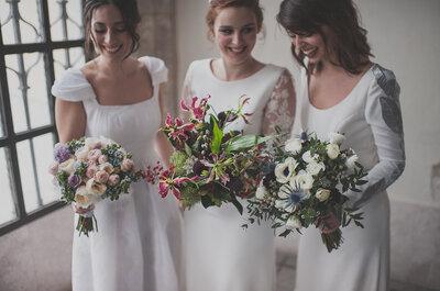 5 estilos de vestido de noiva que prometem ARRASAR em 2017!