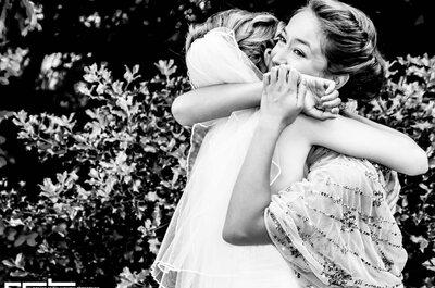 Die besten Hochzeitsfotografen aus der Schweiz geben Ihr Talent zum Besten: Renaissance der Schwarz-Weiß-Fotografie