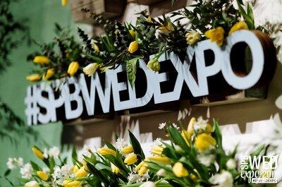 Пост-релиз свадебной выставки SPB WED EXPO 12 марта 2017г.