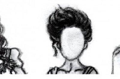Tendencias en peinados de fiesta 2013 según los looks de los Goya