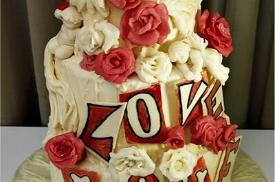 Tips para elegir tu torta de novios, parte 2