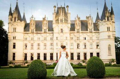10 Lieux de réception près de Nantes pour un mariage exceptionnel !