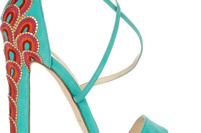 Zapatos de fiesta 2015: Conoce los modelos más divertidos para capturar las miradas