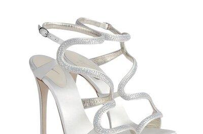 Buty ślubne od Giuseppe Zanotti