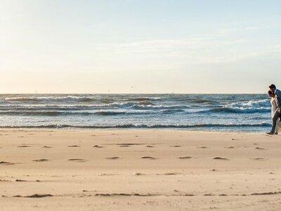 Trouwen op het strand in Nederland; met de mooiste strand trouwlocaties!