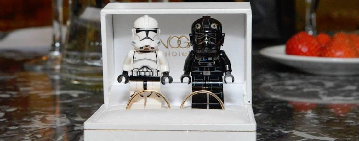 Tante idee originali, divertenti e romantiche per la scatolina delle fedi
