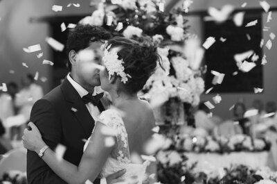 Santiago y Maria Angélica: celebrando el amor por todo lo alto