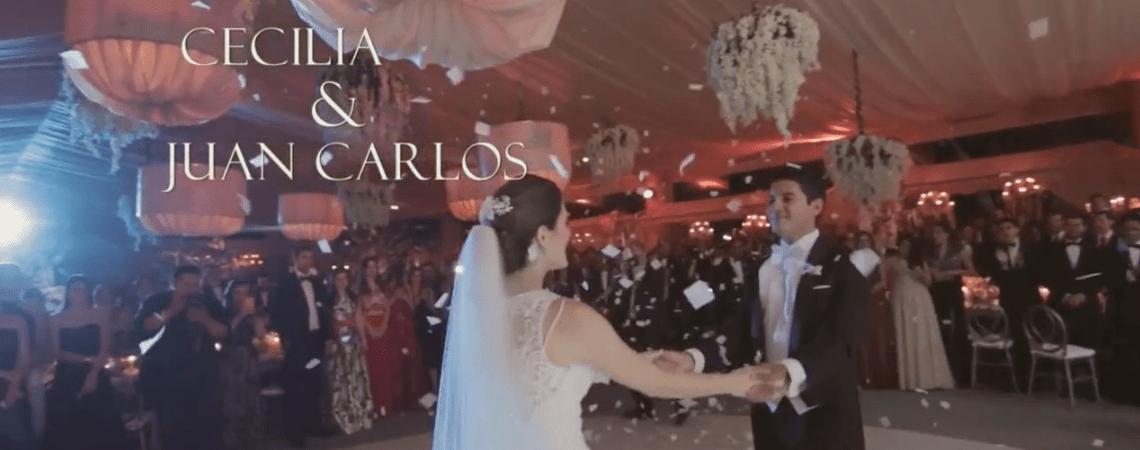 """""""Prometo entregar todo mi ser a ti"""": La boda de Cecy y Juan Carlos"""
