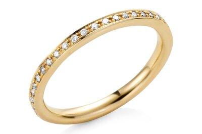 Trauringe und Verlobungsringe von 21 DIAMONDS