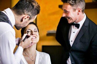 Make up per la sposa a Roma: i migliori professionisti per un look perfetto nel giorno del tuo matrimonio