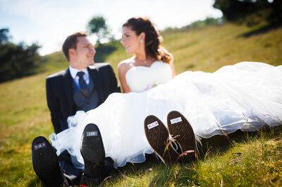Unvergesslich heiraten im Ruhrgebiet: Carina & Fabian machen vor, wie's geht!