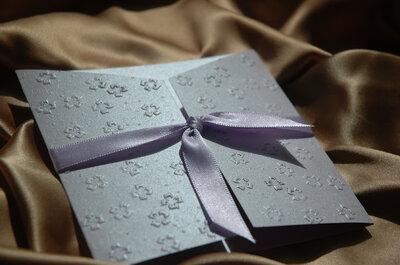 Hochzeitskarten - individuell und edel von