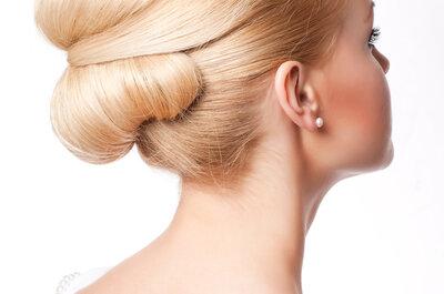 Los 65 peinados más encantadores para que luzcas perfecta en tu boda: Todas las tendencias 2015