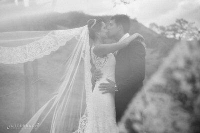 Felipe & Ana Flávia: casamento mais que perfeito com sofisticação total em Belo Horizonte!