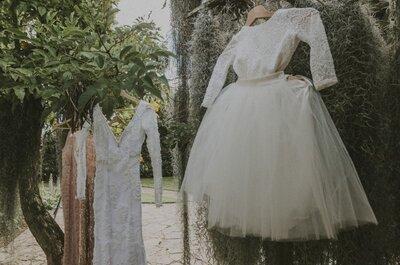 La boda de Marci y Juli: ¡Un amor de blanco!